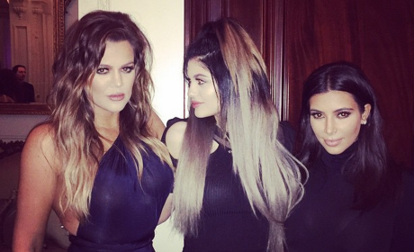 Khloe, Kendall and Kim