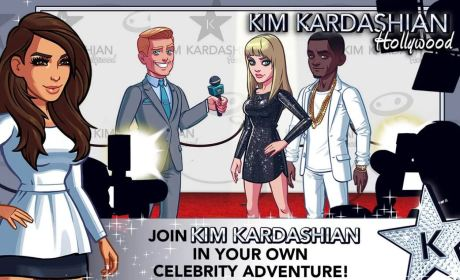 Kim Kardashian Video Game Still