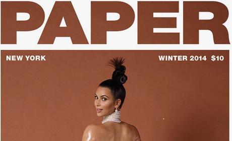 Kim Kardashian Paper Cover Memes