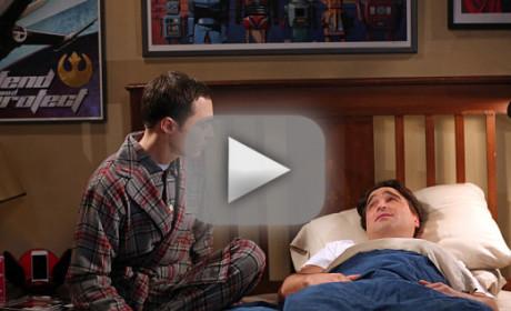 The Big Bang Theory Season 8 Episode 9 Recap: By a Nose