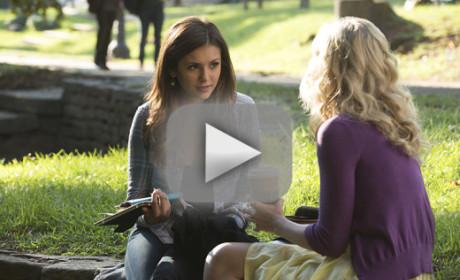 The Vampire Diaries Season 6 Episode 7 Recap: Stranger Danger