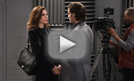 The Good Wife Season 6 Episode 9 Recap: Stop Banging the Help!