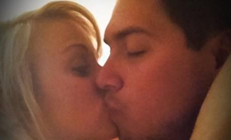 Leah Messer and Jeremy Calvert Kiss