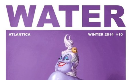 Ursula from The Little Mermaid Makes Like Kim Kardashian, Shows Off Butt Crack