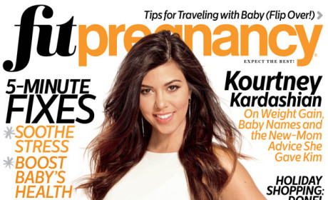 Kourtney Kardashian Reveals Due Date, Selfish Side of Kris Jenner