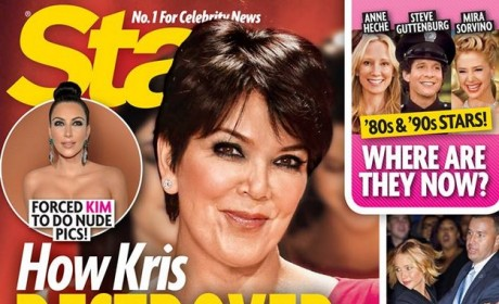 Kris Jenner Destroys Everything!