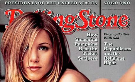 Jennifer Aniston Rolling Stone Cover