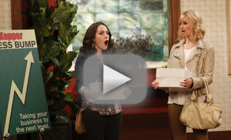 2 Broke Girls Season 4 Episode 5 Recap: It's All About the Brand