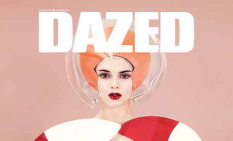 Kendall Jenner Dazed Cover