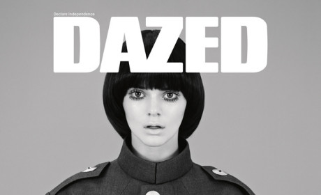 Kendall Jenner for Dazed