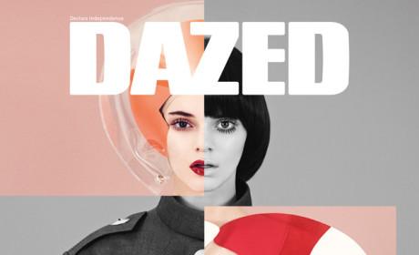 Kendall Jenner is Dazed