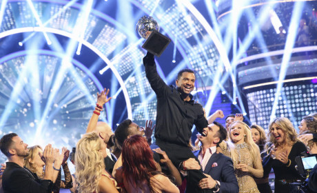 Alfonso Ribeiro Reacts to Dancing with the Stars Victory: OMG!!!