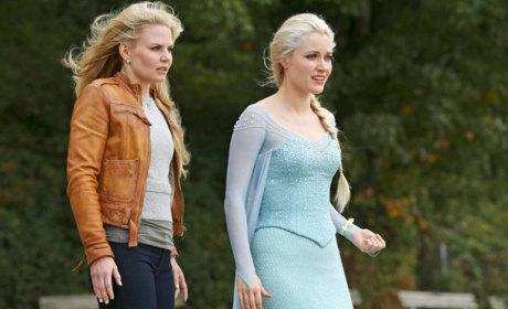Emma and Elsa