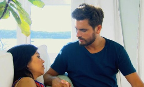 Scott and Kourtney Communicate
