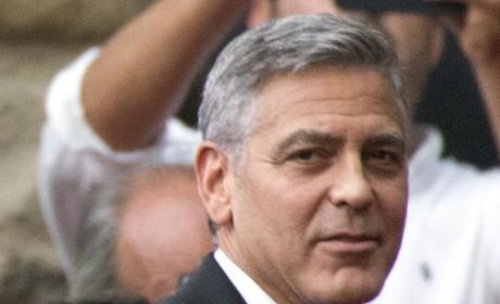 George Clooney Snapshot