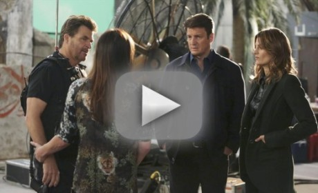 Castle Season 7 Episode 9 Recap: Not Quiet on Set