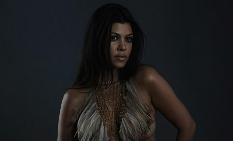 Kourtney Kardashian Nude Photo