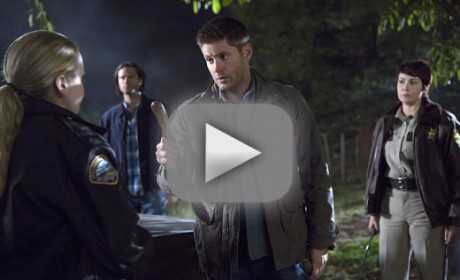 Supernatural Season 10 Episode 8 Recap: Look Who's Back!