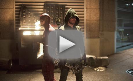 The Flash Season 1 Episode 8 Recap: Crossover Craziness!