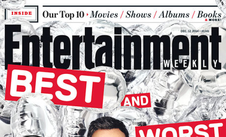 Jimmy Fallon Named EW Entertainer of the Year: Does He Deserve It?