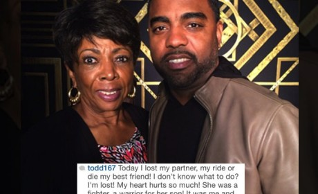 Sharon Tucker, Mother of Kandi Burruss' Husband Todd, Passes Away