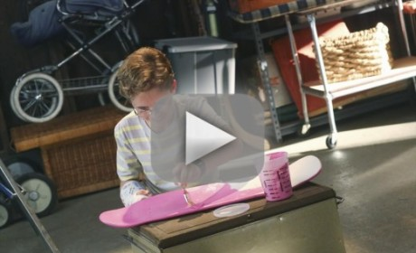The Goldbergs Season 2 Episode 8 Recap: Just Your Standard Hoverboard Injury