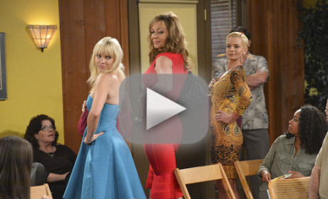 Mom Season 2 Episode 6 Recap: Those Crazy Eyes and a Wet WHAT?