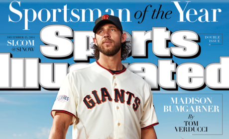 Madison Bumgarner Named Sports Illustrated Sportsman of the Year 2014