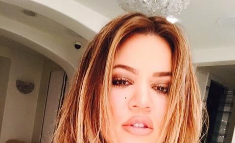 Khloe Kardashian: Back to Blonde!