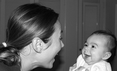 Stacy Keibler, Baby Pic