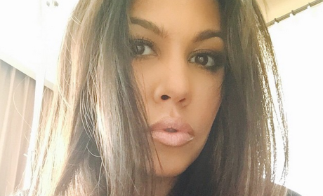 Kourtney Kardashian to Get Liposuction After Third Child is Born?