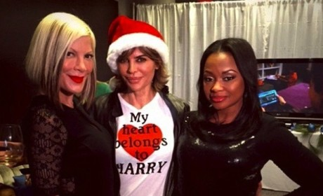 Tori Spelling: Joining The Real Housewives of Beverly Hills?!