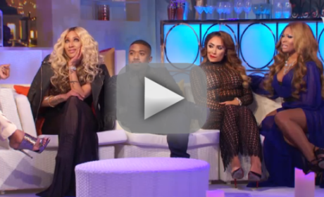Love & Hip Hop Hollywood Season 1 Episode 13 Recap: The Reunion, Part One