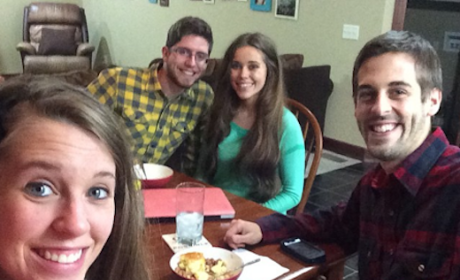 Jill Duggar & Jessa Duggar Host Double Date With Husbands, Quash Beef Rumors?