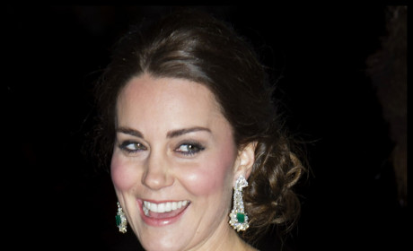 Kate Middleton in 2014: Duchess Continues to Work Less Than Any Other Royal