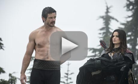 Arrow Season 3 Episode 9 Recap: A Killer Reveal