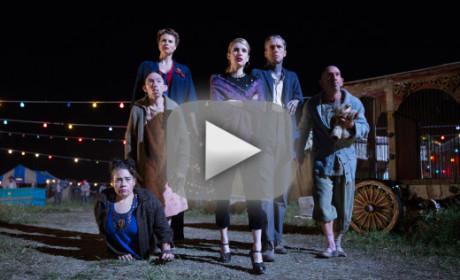 American Horror Story Season 4 Episode 9 Recap: Feeling Dandy
