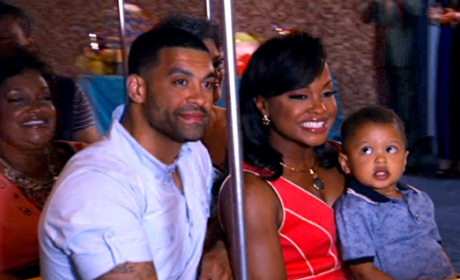 Apollo Nida to Phaedra Parks: Let Me See My Sons!