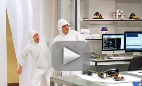 The Big Bang Theory Season 8 Episode 11 Recap: A Victorian Christmas