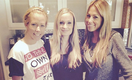 Kendra Wilkinson: All Smiles at Son's Birthday Party!