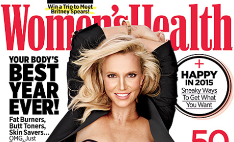 Britney Spears Bikini Photos: Smokin' Hot in Women's Health!