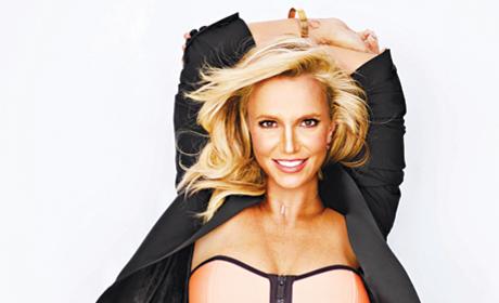 Britney Spears Bikini Body Photo