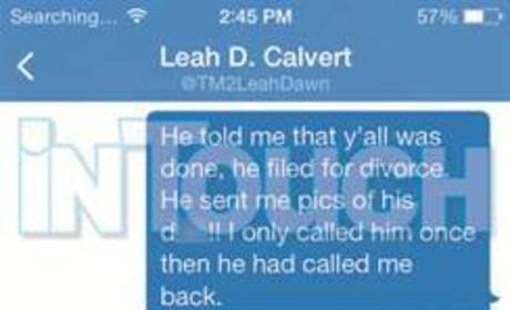 Leah Messer Tweets With Brittany Musick