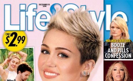 Miley Cyrus: MARRIED to Patrick Schwarzenegger!?