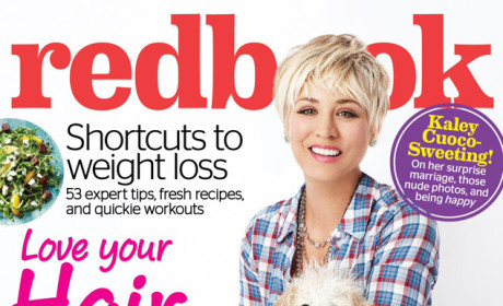 Kaley Cuoco: I'm Not a Feminist! I'm a Housewife!