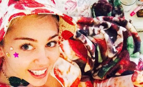 Miley Cyrus Gushes Over Patrick Schwarzenegger: Best. Boyfriend. EVER!