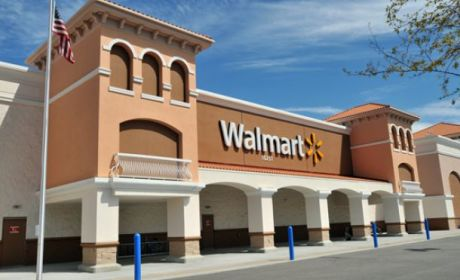 Two-Year-Old Shoots, Kills Mom at Walmart