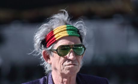 Keith Richards Photo