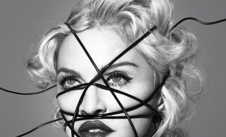 """Madonna Clarifies Meaning Behind Controversial """"Rebel Heart"""" Photos"""