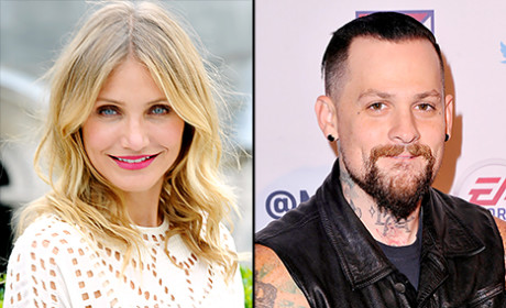 Benji Madden and Cameron Diaz: MARRIED!